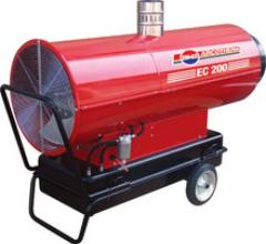 Cantherm EC 200 Indirect Fired Portable Heater